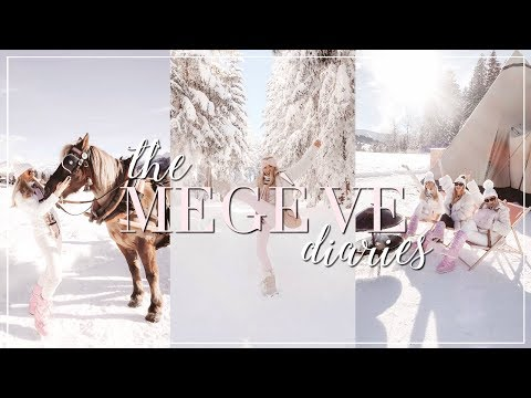 THE MOST MAGICAL PLACE IN THE WORLD ~ Megève Travel Diaries ~ Freddy My Love