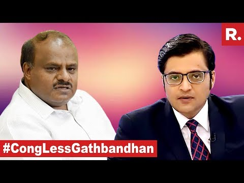 Unstable Government On Verge Of Collapse? | The Debate With Arnab Goswami