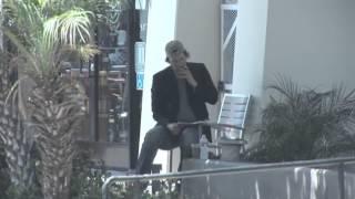 VIDEO: Keanu Reeves Handles Home Invasion by Himself
