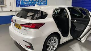 Lexus CT200h 1.8 Luxury
