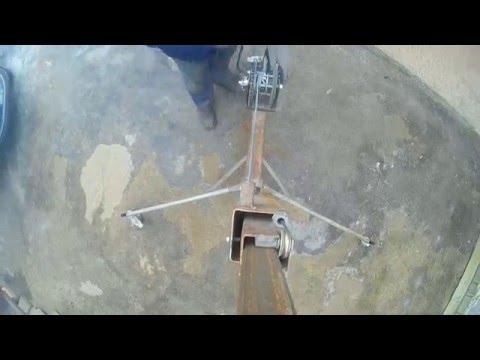Подъёмник для плитных материалов