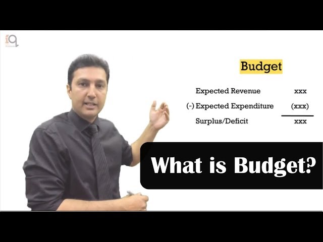 What is Budget ?| CA. Arvind Tuli | Finance Act 2019 | Budget 2019