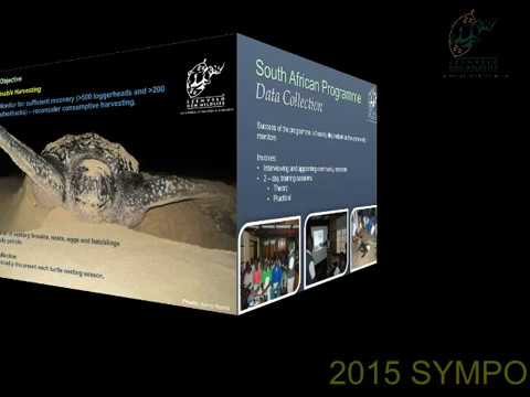 2016D2S7L6 Santosh Bachoo DoNotShare Sea turtle conservation in KwaZulu-Natal for the world