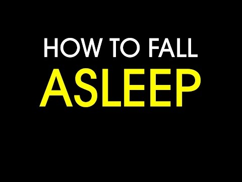 You May Actually Fall Asleep Faster If You Try to Stay Awake