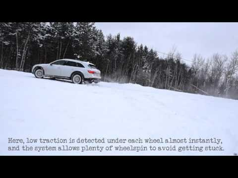 2017 Audi Allroad Quattro: AWD in Action