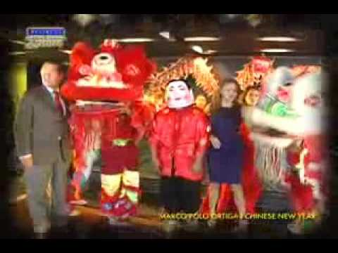 Business and Leisure - Chinese New Year at Marco Polo Ortigas Manila February 23, 2016