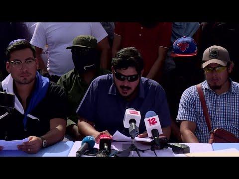 استمرار الاحتجاجات في نيكاراغوا  - نشر قبل 1 ساعة