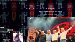 Pink Floyd The last reunion live8 HD[download]