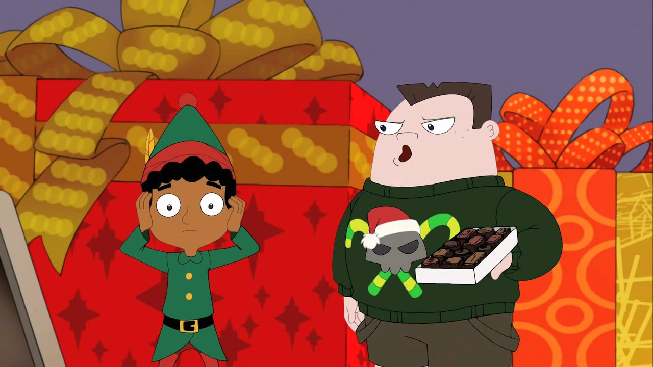 Phineas and Ferb - We Wish You A Merry Christmas [1080p] - YouTube