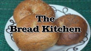 Bagel Recipe In The Bread Kitchen