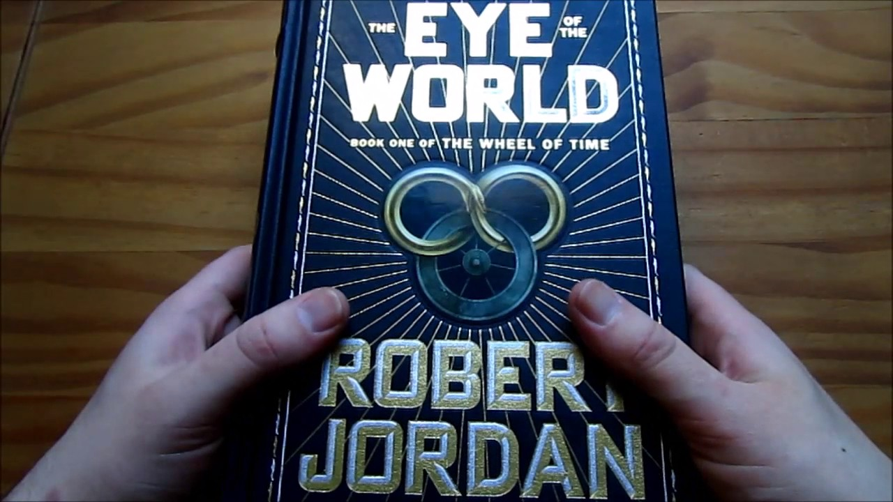 The Eye Of The World By Robert Jordan Barnes And Noble