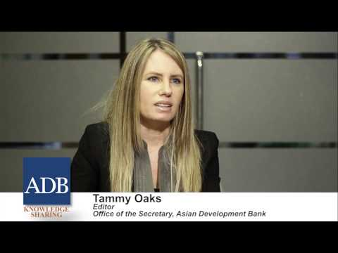 Sustainable Asia Leadership Program: Tammy Oaks