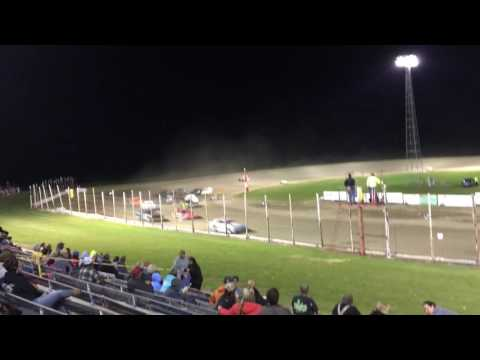 Street Stock Feature-August 13, 2016