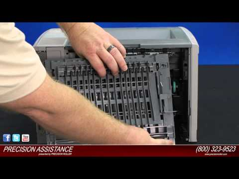 HP LaserJet 2420 Maintenance Kit Instructional Video