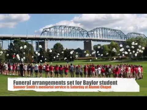 Baylor School student Sumner Smith's funeral arrangements set
