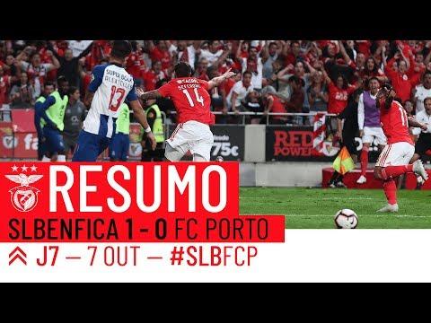 HIGHLIGHTS: SL Benfica 1-0 FC Porto