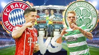 FC Bayern vs Celtic Glasgow 3:0 Champions League Orakel