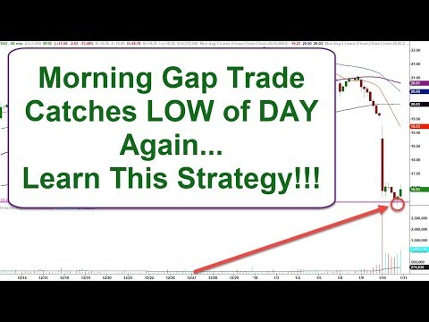 [Day Traders] Learn How To Play The Morning Gaps
