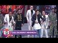 PECAH! Aksi Dance Popping RIDWAN-FIRLY Bersama Para Pengisi Acara | LIDA Top 6