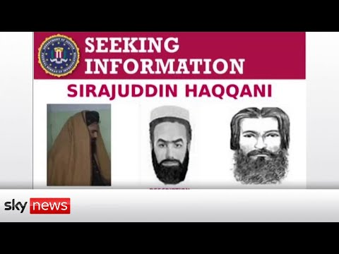 Afghanistan:  Taliban's new cabinet includes individuals on FBI most wanted list