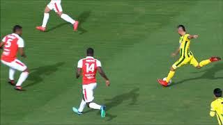Santa Fe 1-1 Bucaramanga | Gol de Jhon Pérez | Liga Aguila 2018-2