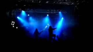 Bloodlust of the Human Condition (Live)