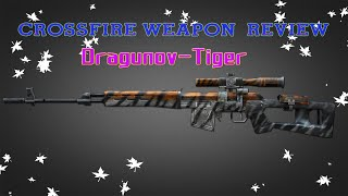 CrossFire AL (Brazil) 2.0 : Dragunov-Tiger [Review] ✔ #60FPS