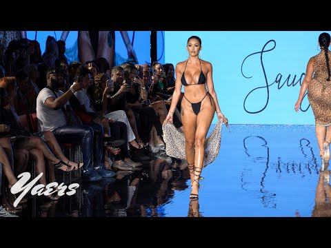 Download Matte Collection Swimwear Fashion Show Miami Swim Week 2021 Art Hearts Fashion Full Show 4K