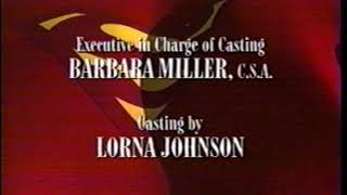 Charmed Promo in Lois & Clark: The Adventures of Superman Credits (2002)
