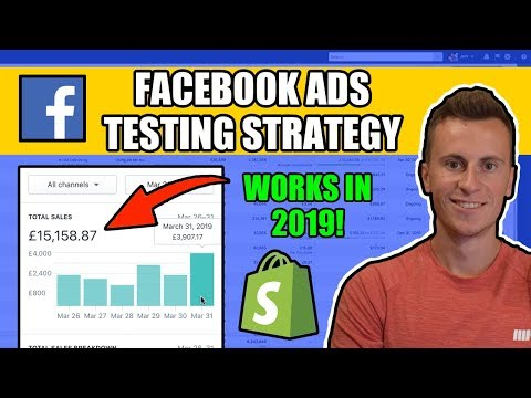 Facebook Ads Testing Strategy | How To Test Shopify Products The Correct Way (Step by Step) thumbnail