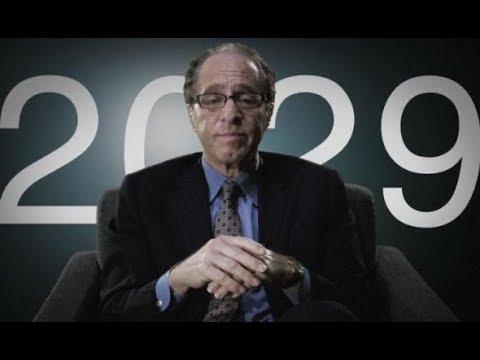 Ray Kurzweil (2018/5/21) - 2029 Singularity Year Neil deGrasse Tyson