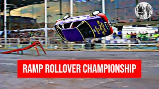 Car Ramp Roll Over Championships from 2005