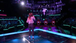 Jean Kelly - Already Gone | The Blind Audition | The Voice 2014