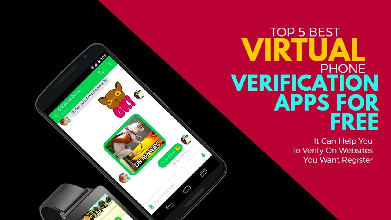 Best Virtual Phone Number Apps For Account Verification ...