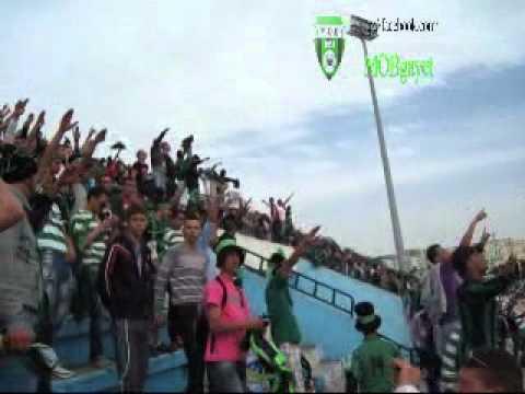 USMS - MOBejaia (ambiance coté supporters MObistes)