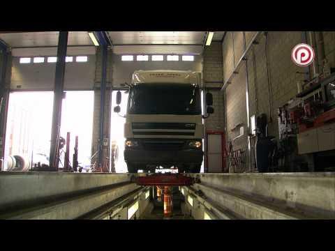 Profile Tyrecenter Truck Europe  Fleet Service Center