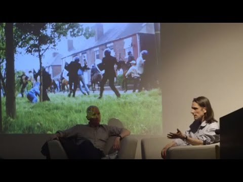 Jeremy Deller in Conversation at London College of Communication