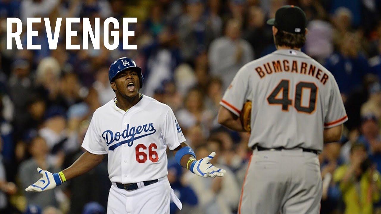 MLB   Giving revenge