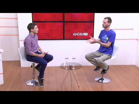 AHORA TV | Entrevista a Manuel Kaufmann