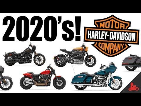 2020-harley-davidson-lineup!