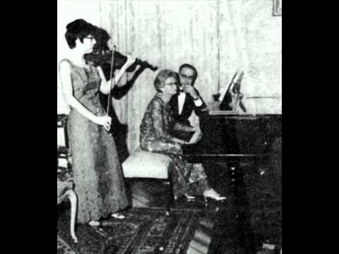 Adnan Saygun - Demet (Suite) - Horon - Suna Kan & Ferhunde Erkin