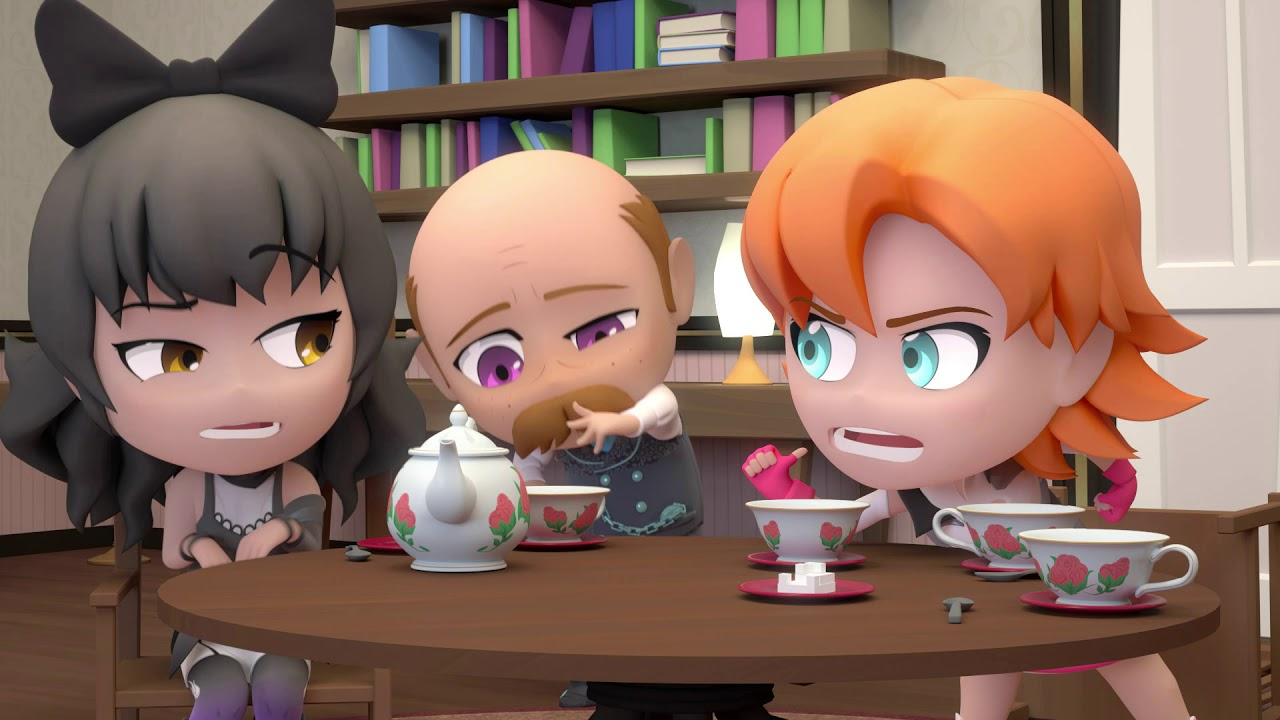 RWBY Chibi Season 3 Clip: Rooster Teeth's Comedy Series