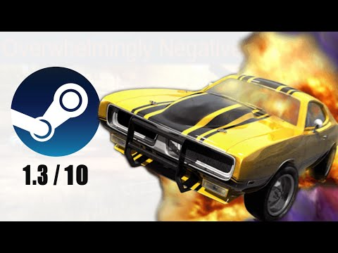The WORST Rated Game In Steam History...