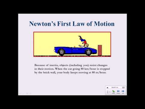 Introduction to Newton's Laws of Motion
