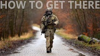So You Want To Be.. Delta Force | Army General | Sergeant Major