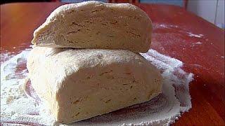 Слоеное тесто быстрого приготовления универсальное ( рубленое ) Puff pastry recipe
