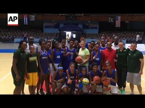 Siena Coach Ali Jaques Wanted Her Players to Experience Cuba