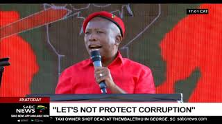 Malema applauds Mpumalanga for making EFF an official opposition