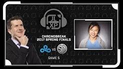 JLXP Chronobreak | A Look Back at Cloud9's Finals History (2020)
