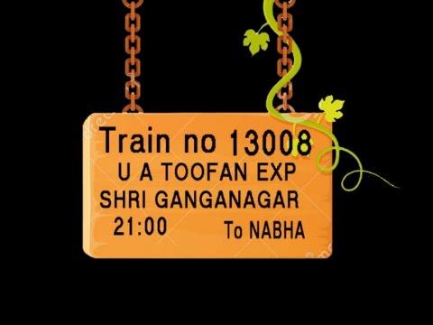 13008 train running status